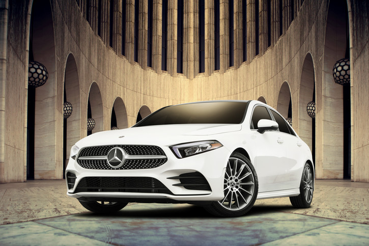 First Look: 2019 Mercedes-Benz A-Class