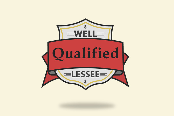 What Does a Well-Qualified Lessee Mean?